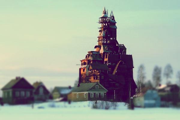 Дом Сутягина.