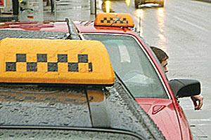 Безопасность пассажиров гарантируют только официальные таксопарки