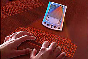 Виртуальная клавиатура.