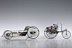 Mercedes Benz F-CELL Roadster