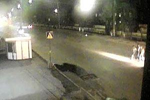 Камеры видеонаблюдения зафиксировали все обстоятельства ДТП в Кирове