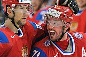 Илья Ковальчук молодец — две самых ответственных шайбы на его счету