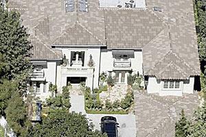 Дом Бритни Спирс в Калифорнии.