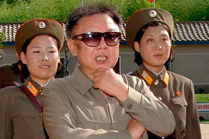 25-ти летний Ким Чен Ун официально назван преемником его отца Ким Чен Ира на посту главы КНДР — фото obozrevatel.com