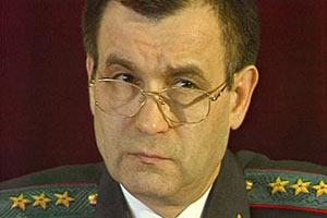 Министр МВД РФ Рашид Нургалиев