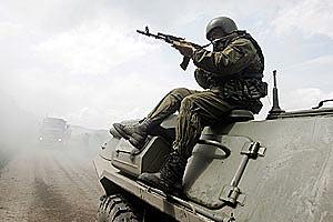 Кавказ 2009.