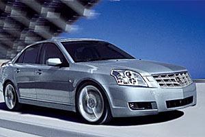 Cadillac BLS 2.0 T — www.major-cadillac.ru