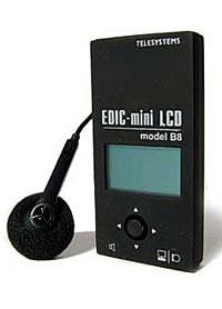 Цифровые мини диктофоны