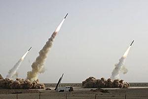 Иранские ракеты — дальность 2000 км