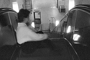 Московское метро 20 лет назад