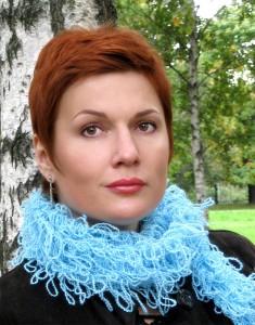 Ольга Егорова, журналист Центра телепрограмм Первый канал бизнеса
