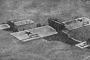 Самолет летчика Шемякина