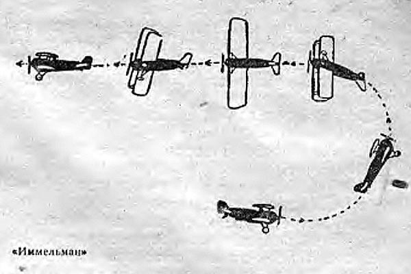 Фигура высшего пилотажа