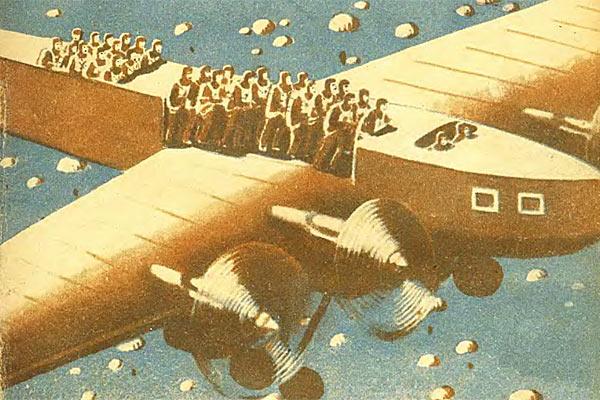 Рождение советской дальней авиации.