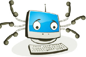 Автоматический обзвон клиентов — www.sprobot.ru