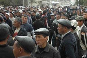 Беспорядки в Киргизском городе Ош