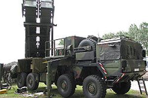 ЗРК Пэтриот-2 среднего радиуса действия