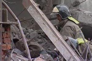 Работа спасателей МЧС на шахте Распадская