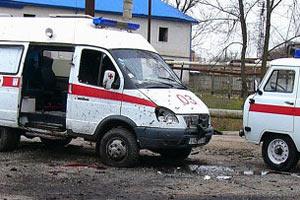 В Дагестане взорвали телевышку