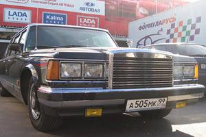 Советский правительственный лимузин Зил
