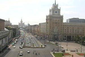 В Москве обещают жару с понедельника.