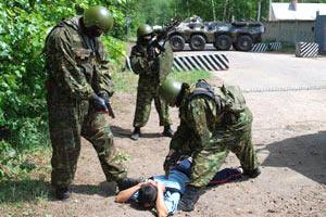 Учения ФСБ в Ульяновской области