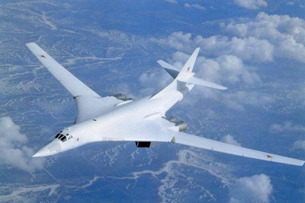 Летчики ВВС РФ установили новый мировой рекорд на Ту-160.