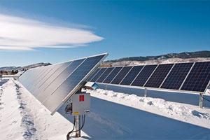 Первая Солнечная электростанция в России
