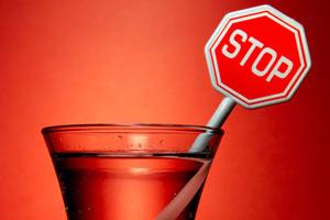 Допустимая норма алкоголя — ноль!