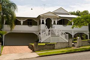 Из какой древесины строят дома в Австралии.