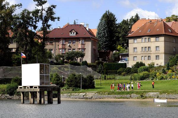 В Чехии незаконно строят общественные сауны