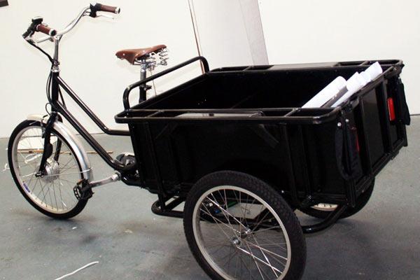 В Великобритании продолжают модернизировать велосипед