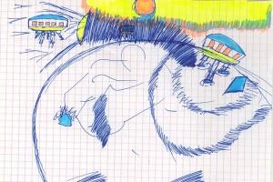 Российская школьница Светлана Ш* тоже верит в «пришельскую» версию тунгусского взрыва