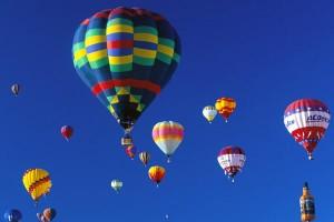 Фиеста воздушных шаров