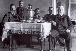 Российские купцы конца XIX века