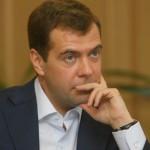 Дмитрий Медведев, Президент России.