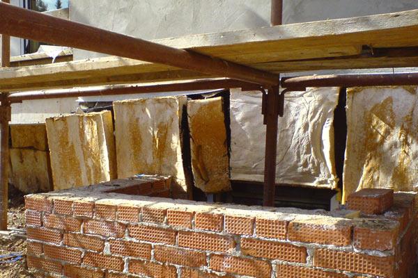 Самострой — как монтировать мягкое и хрупкое к бетону.