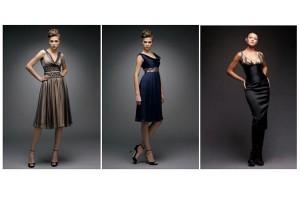 Дом моды Svetlana Trebunskaya предлагает новую коллекцию вечерних платьев.