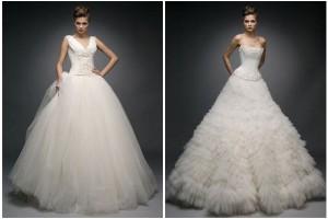 В коллекции весна — лето 2011 каждое свадебное платье — произведение искусства.