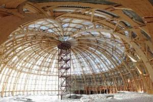 Осенью «ПИТЕРЛЭНД» откроет спортивно-развлекательный комплекс с самым большим аквапарком в России.