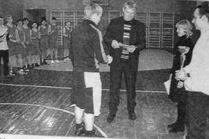 Районные соревнования по баскетболу среди мужских команд на кубок главы поселка Глазуновка.