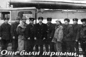 """ПЧ-17 Глазуновского района. """"Приокская Нива"""", 2 февраля 2011 года."""