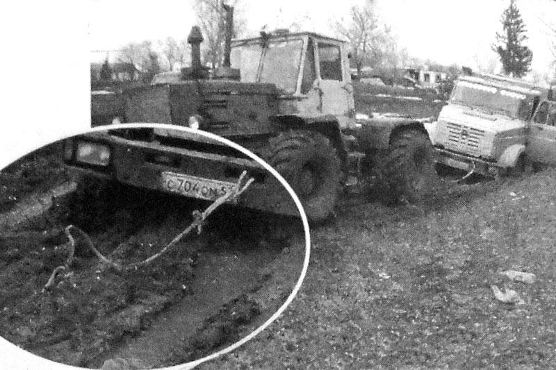 Дорога из шестнадцатого века.