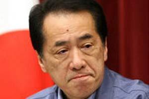 Премьер-министр Японии Наото Кан.