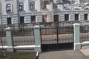 Дом Кольбе (Большая Якиманка, 15/20, стр. 1). 02 мая 2011 год.