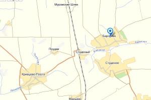 Россия, Орловская область, Должанский район, поселок Баранчик.