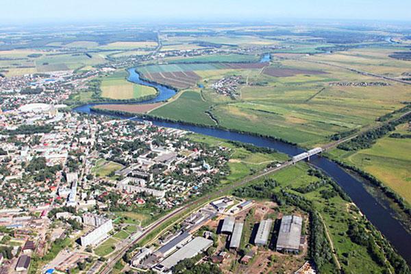Индустриальный парк Амерево.