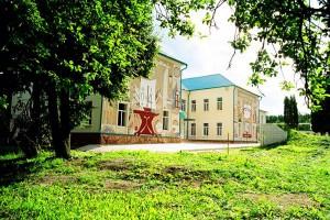 МОУ Краснозоренская средняя школа.