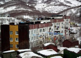 Петропавловск-Камчатский. 2010 год