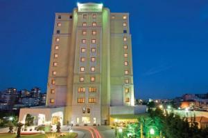Отель Green Park Bostanci. Турция, Мраморноморский регион, Стамбул.
